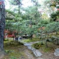 Ritsurin Park in the Fall