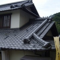 Japanese Roofs