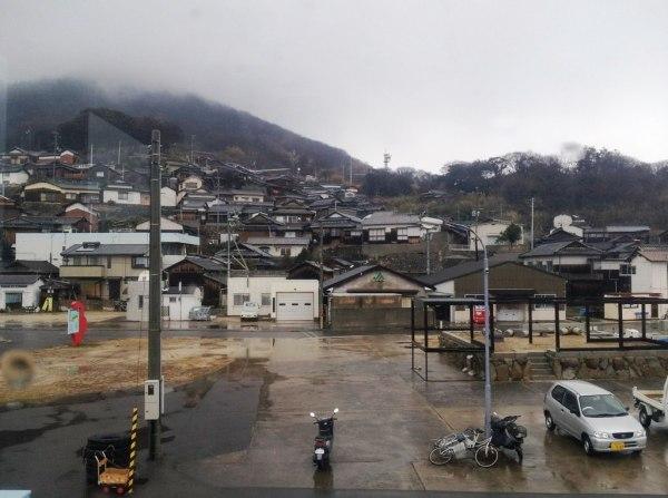 Ogicho in the rain