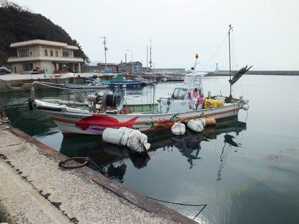 Boat - Team Ogi