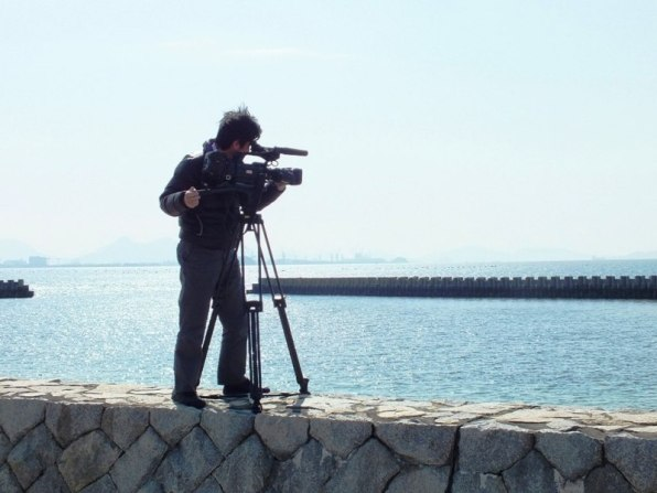 Obligatory wide shot of the Seto Inland Sea