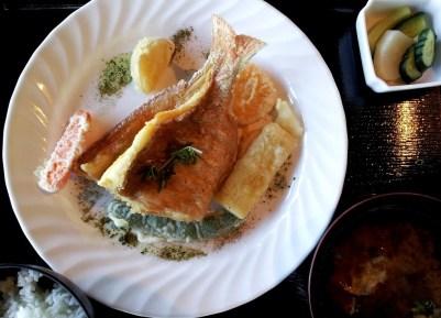 8 - Lunch at Shima Kitchen