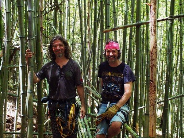 Big Bambu Preview - 3 - Doug Mike Starn