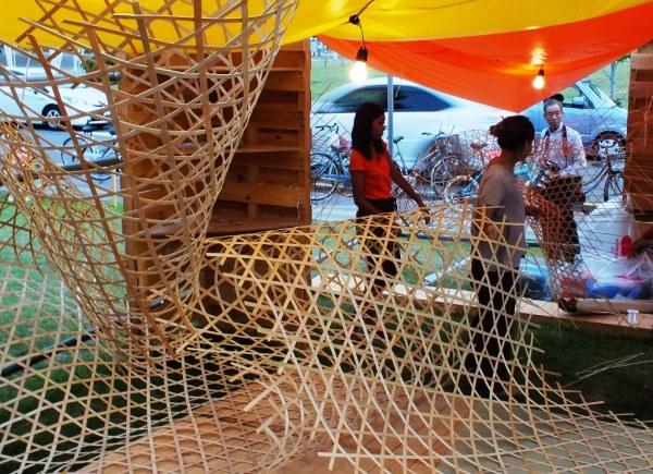 Bengal Island - 28 july 2013 - Weaving Weaving - 1