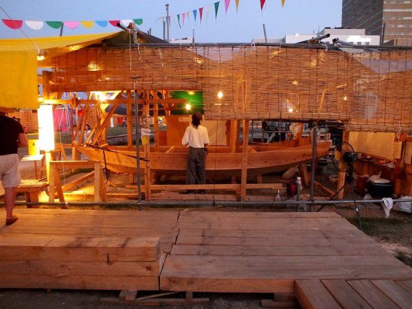 The Boat and the Builder - August 18 - 2