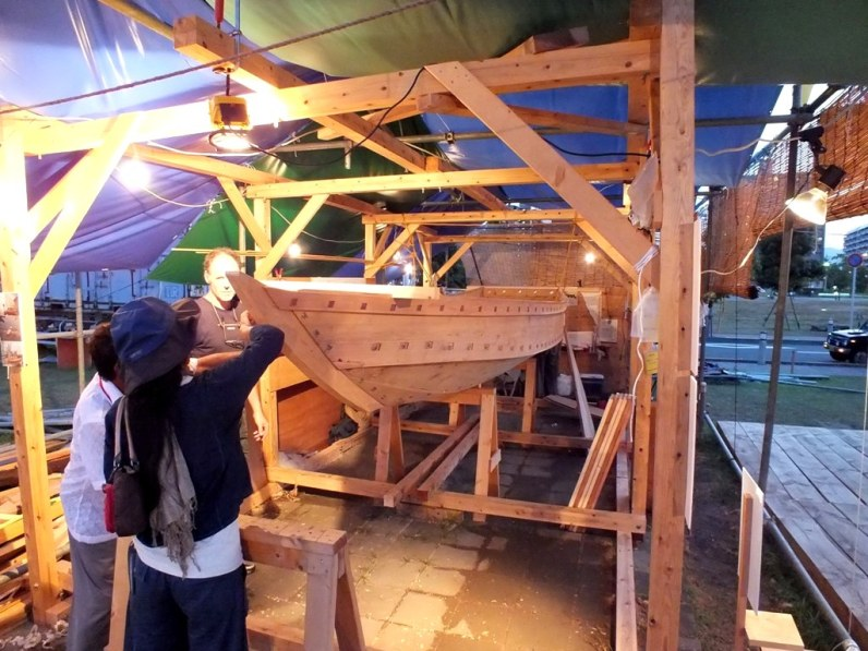 Boats and Boat Builders - Bengal Island - 1