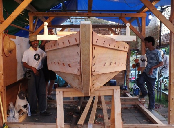 Boats and Boat Builders - Bengal Island - 6