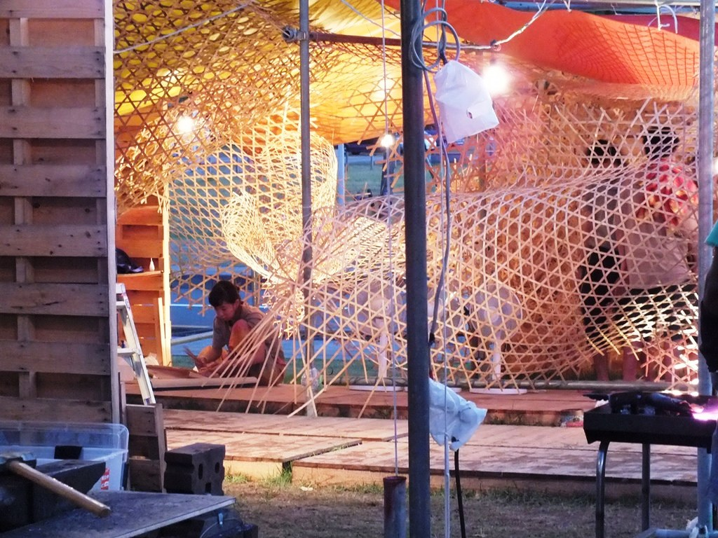 Weaving Weaving - Bengal Island - 4