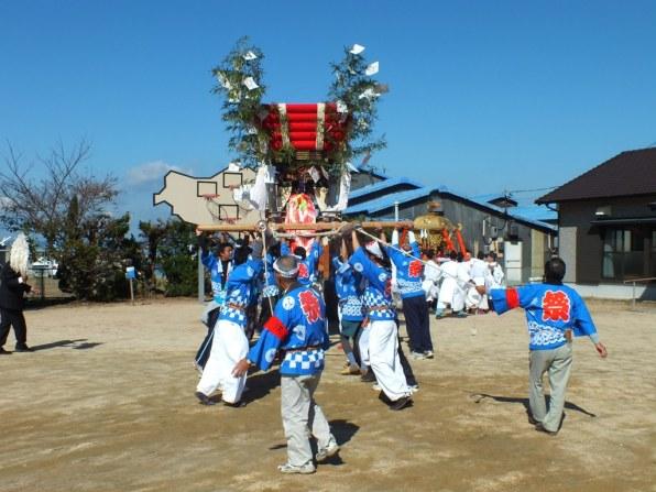 Karato Matsuri 2013 - Teshima - 11