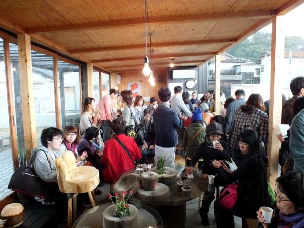 Last day of the Setouchi Triennale on Ogijima -03