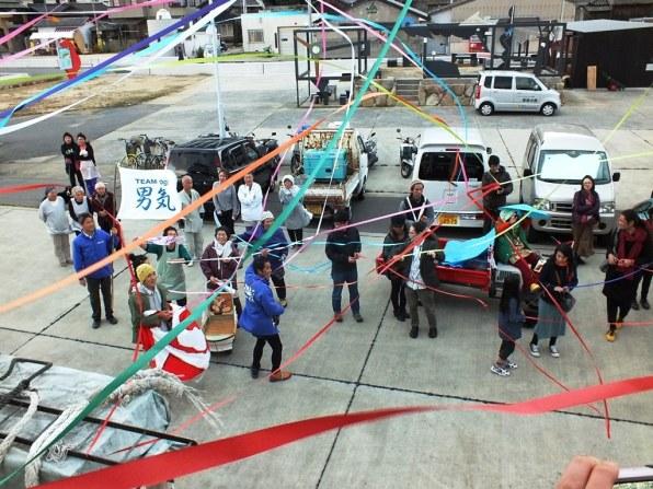 Last day of the Setouchi Triennale on Ogijima -18