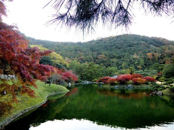 Ritsurin autumn - 3