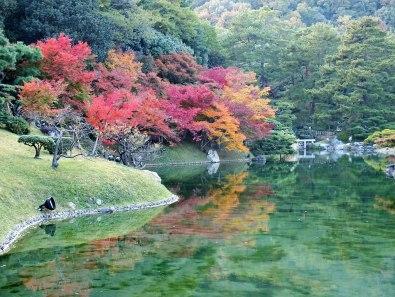 Ritsurin Garden - Late November - 17