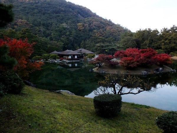 Ritsurin Garden - Late November - 20