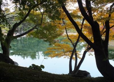 Ritsurin Garden - Late November - 24