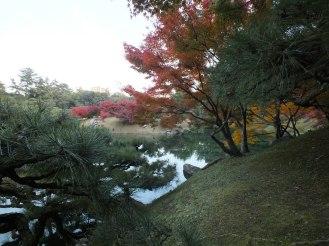 Ritsurin Garden - Late November - 26