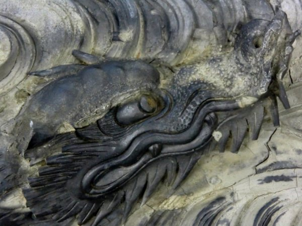 Tile Dragon