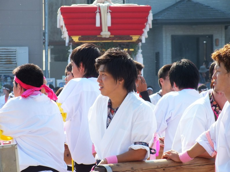 Uchinomi Matsuri - Shodoshima - 25