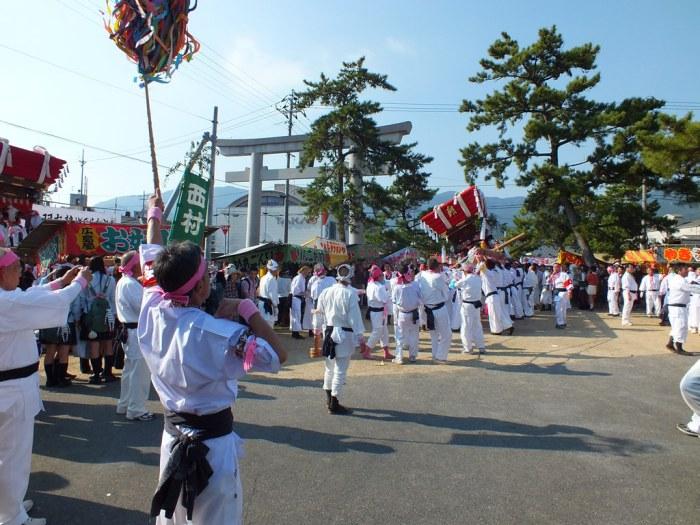 Uchinomi Matsuri - Shodoshima - 31