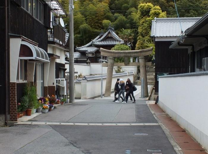 Honmura on Naoshima - 8