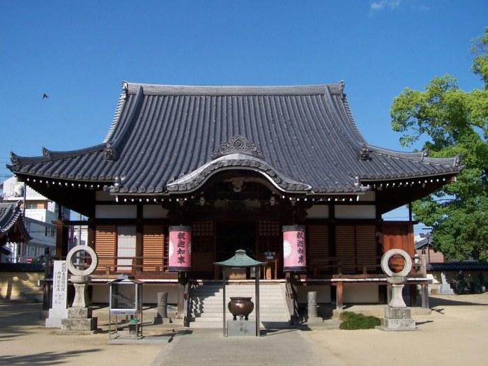 Zentsu-ji - April 2013 - 1