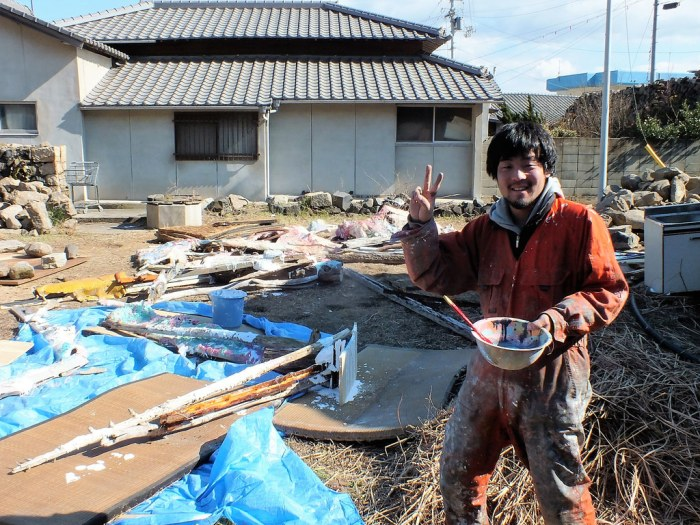 Yuuki Murai on Megijima
