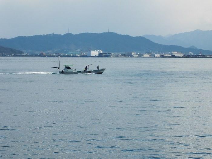 Feb 7 2016 - Megijima - 6 - Boat