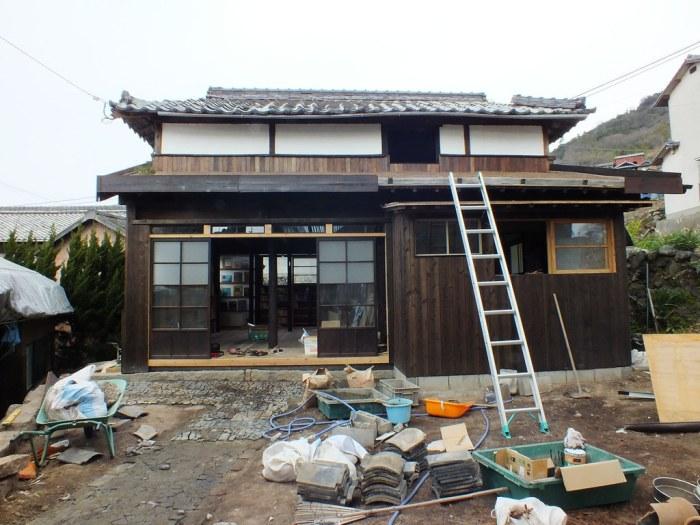 Ogijima Library opening soon