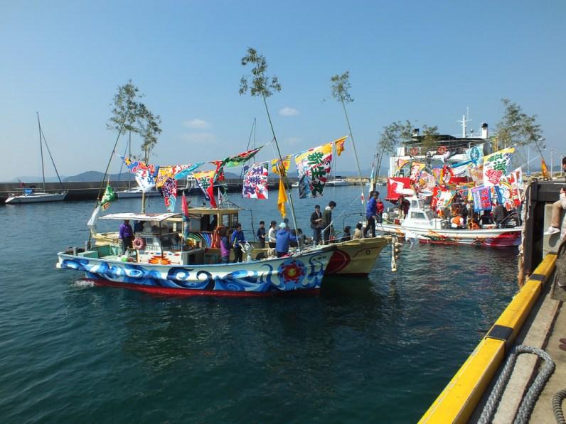 11 - Team Ogi Boat Dance