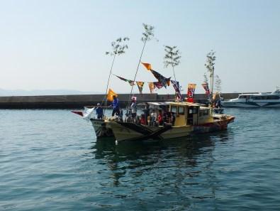 7 - Team Ogi Boat Dance