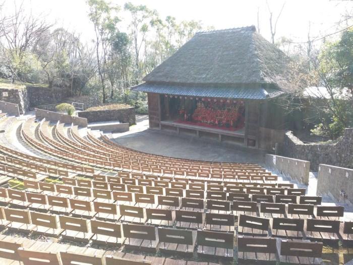 Spring is Coming - Hina Matsuri - Shikoku Mura - Kabuki Theater - 4