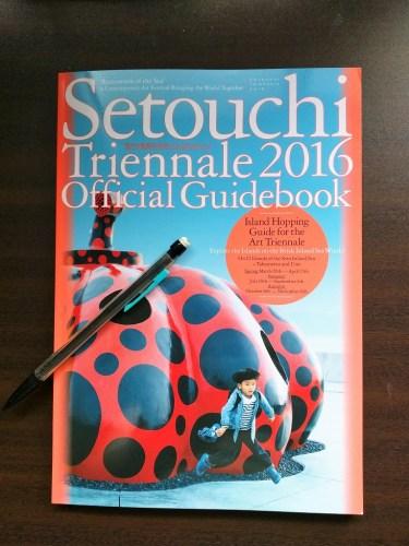 Setouchi Triennale 2016 Official Guidebook
