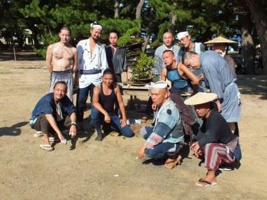 Seppuku Pistols Vs Masashi Hirao on Megijima - 18