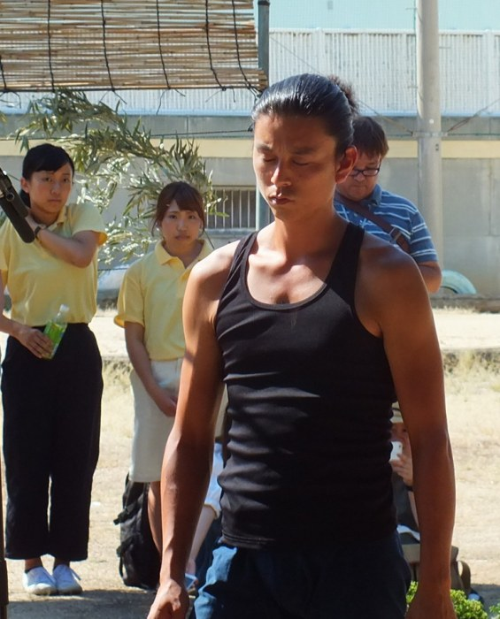 Seppuku Pistols Vs Masashi Hirao on Megijima - 2