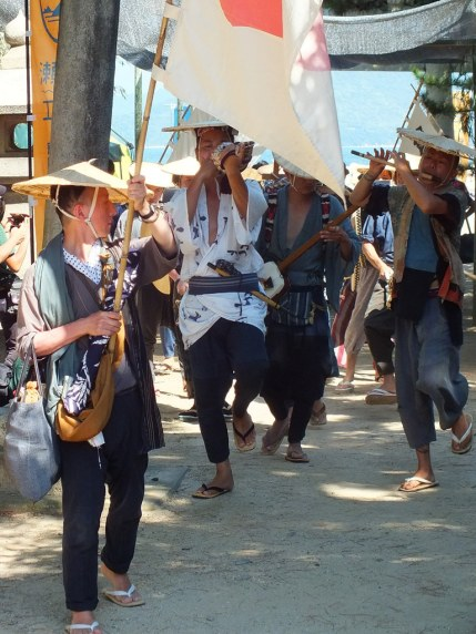 Seppuku Pistols Vs Masashi Hirao on Megijima - 4