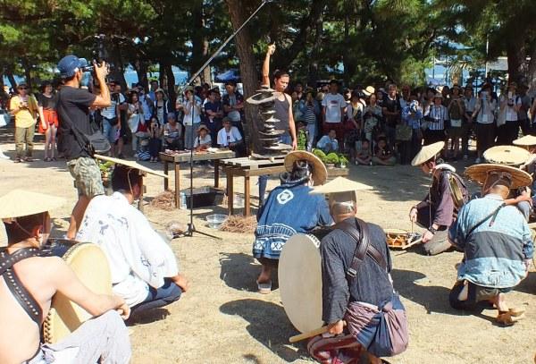 Seppuku Pistols Vs Masashi Hirao on Megijima - 6
