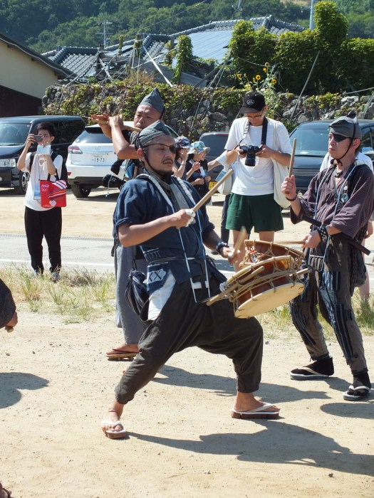 Seppuku Pistols in Megijima Port - 4
