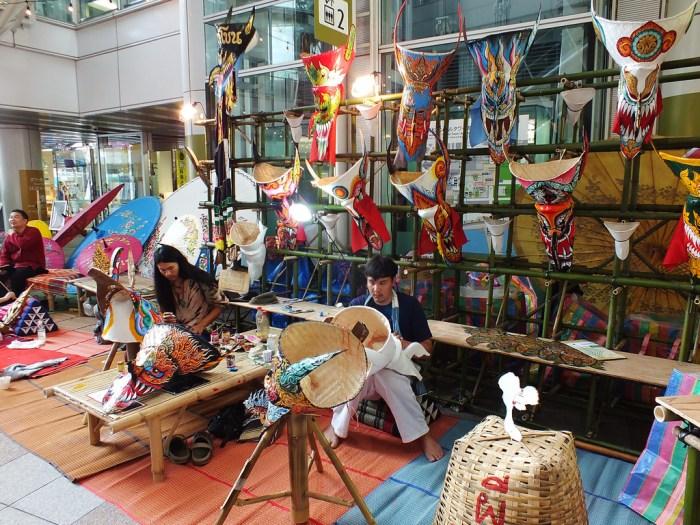 Thai Factory Market - Setouchi Asia Village - 15