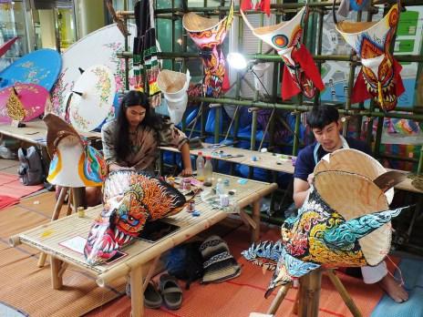 Thai Factory Market - Setouchi Asia Village - 17