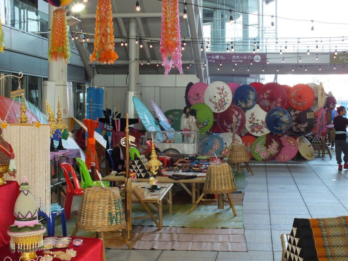 Thai Factory Market - Setouchi Asia Village - 55