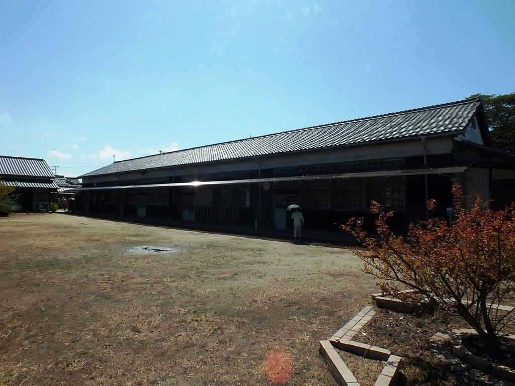 Old Awashima Junior High School