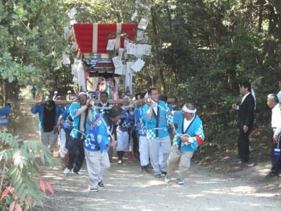 Karato Matsuri 2015 on Teshima - 13
