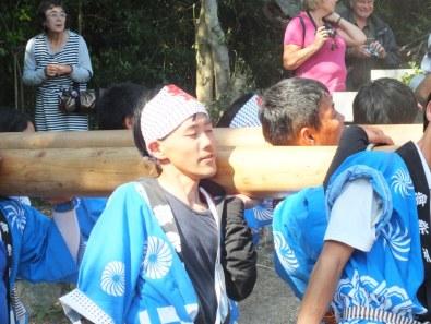 Karato Matsuri 2015 on Teshima - 18