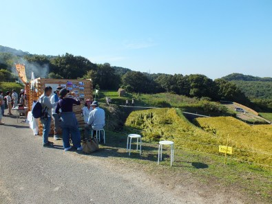 Harvest Festival and Seppuku Pistols on Teshima - 11