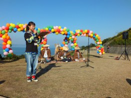 Harvest Festival and Seppuku Pistols on Teshima - 19