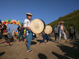 Harvest Festival and Seppuku Pistols on Teshima - 33