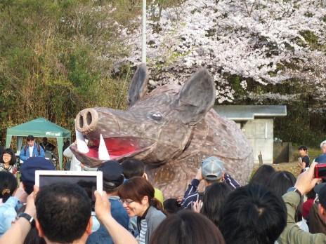 Snuff Puppets on Shamijima - Setouchi Triennale 2016 - 18
