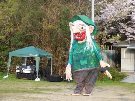 Snuff Puppets on Shamijima - Setouchi Triennale 2016 - 21