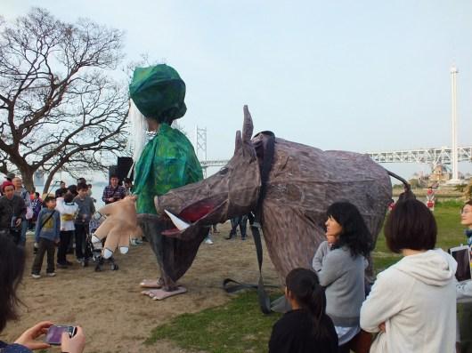 Snuff Puppets on Shamijima - Setouchi Triennale 2016 - 26