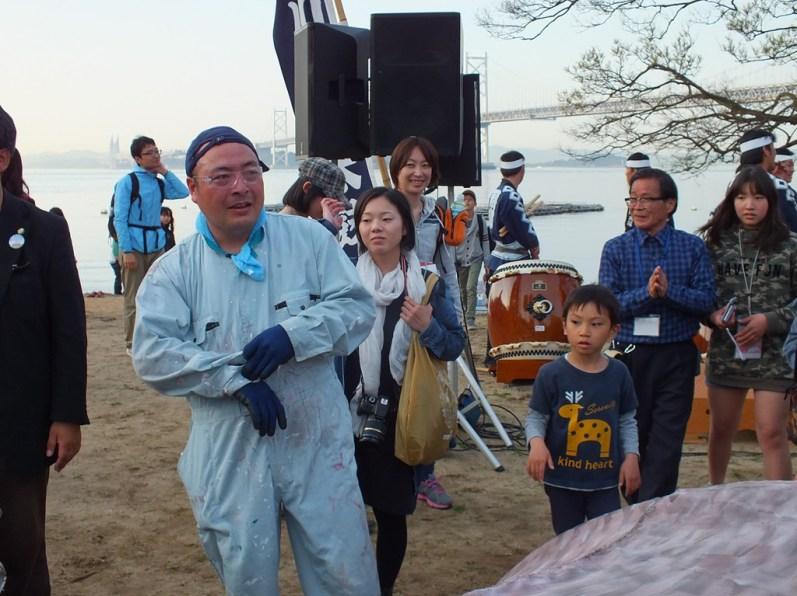 Snuff Puppets on Shamijima - Setouchi Triennale 2016 - 33